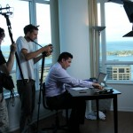 On set- Commercial