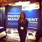 Reel Property Management Booth