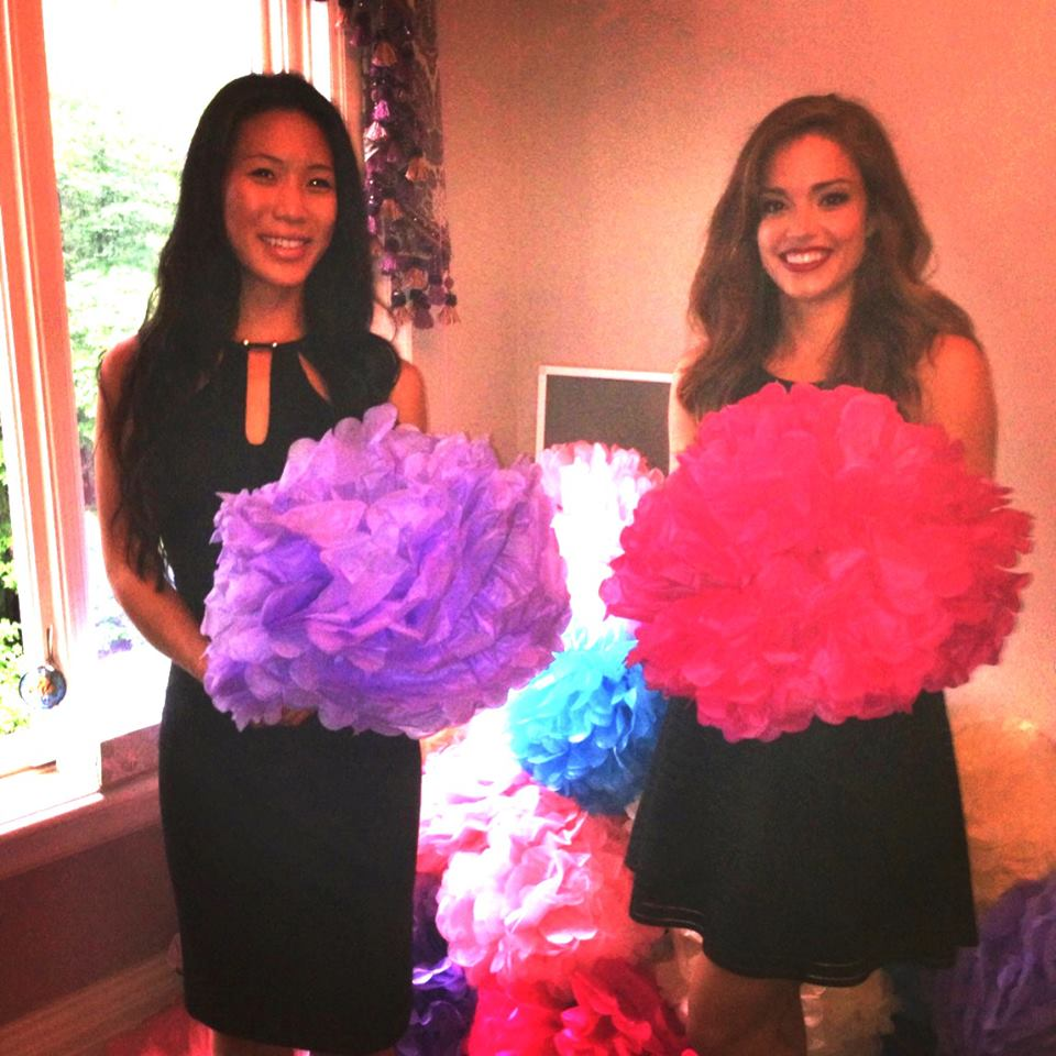 Hostessing private function