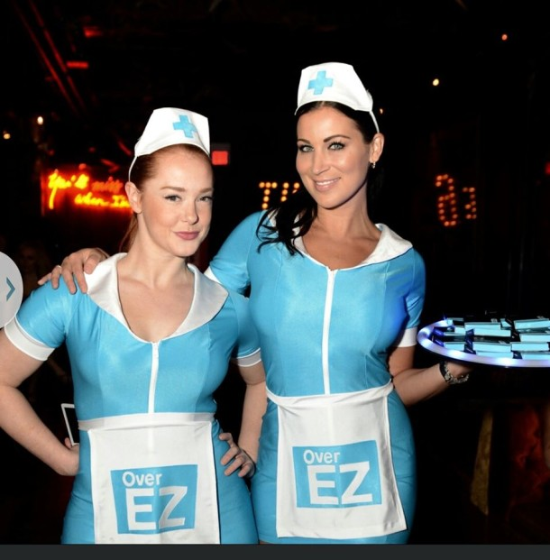 Over EZ nurses LandmarX